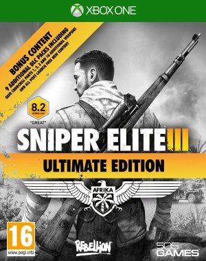 [gameseek.co.uk] Sniper Elite 3 - Ultimate Edition für Xbox One
