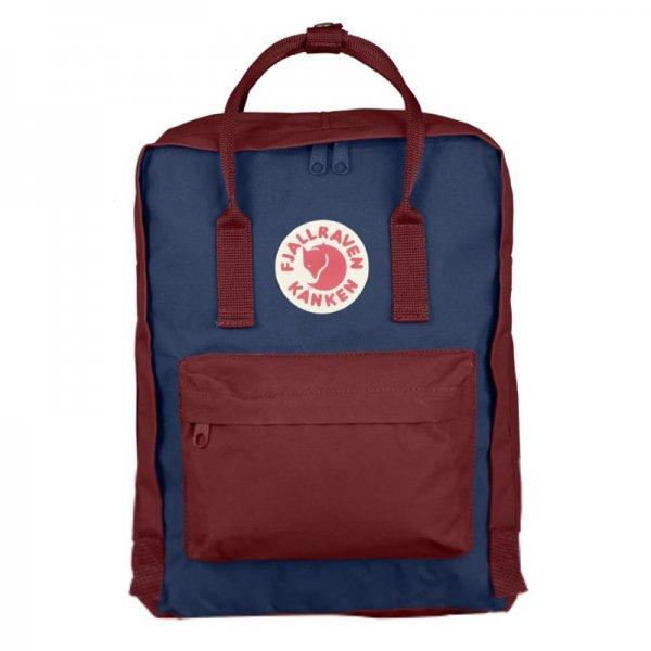 Fjäll Räven Kanken Royal Blue/ Ox Red Rucksack für nur 54,00 € bei funktionelles.de