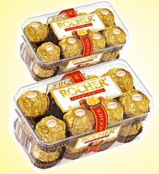 [Offline] Ferrero Rocher 200g-Packung bei Penny für 1.99€