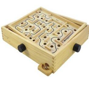 Eduplay Holz Labyrinth groß für 9€, PVG 17,78€!@Amazon