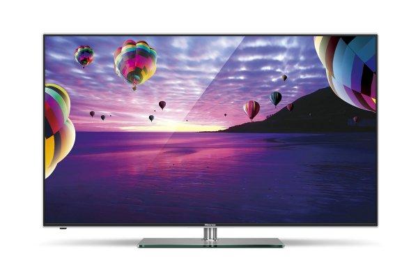 AMAZON Hisense LTDN50K680 126 cm (50 Zoll) 3D LED-Backlight Fernseher (Ultra HD, 400Hz SMR, DVB-T/-C/S2, SMART-TV, HbbTV, dLNA, WLAN) schwarz/weiß [Energieklasse A] für 460€