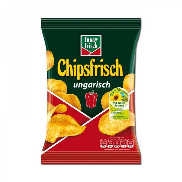 [Lokal] Mainz :  Chipsfrisch Ungarisch 1,00€ FunnyFrisch Jumpys 0,75€