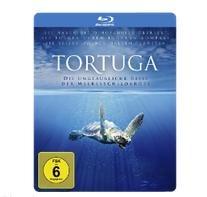 Tortuga - Die unglaubliche Reise der Meeresschildkröte - Steelbook [Blu-ray] für 4,99€ @MM