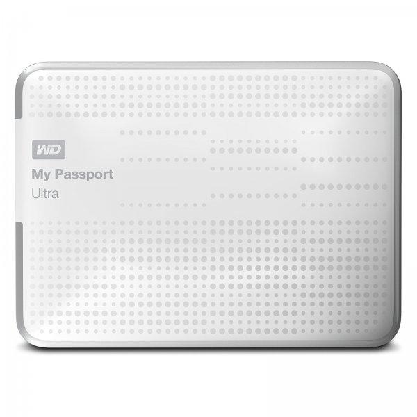 """WD My Passport Ultra, USB 3.0, 1TB, 2.5"""",  weiß, für 59,90 €, versandkostenfrei bei @ Cyberport"""