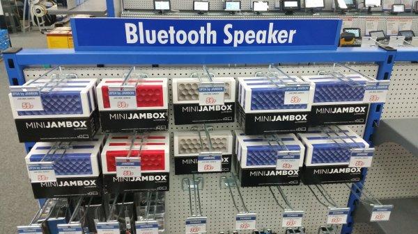 [Octo Rastatt] Jawbone Jambox Mini BT Lautsprecher 59€ PVG 95€