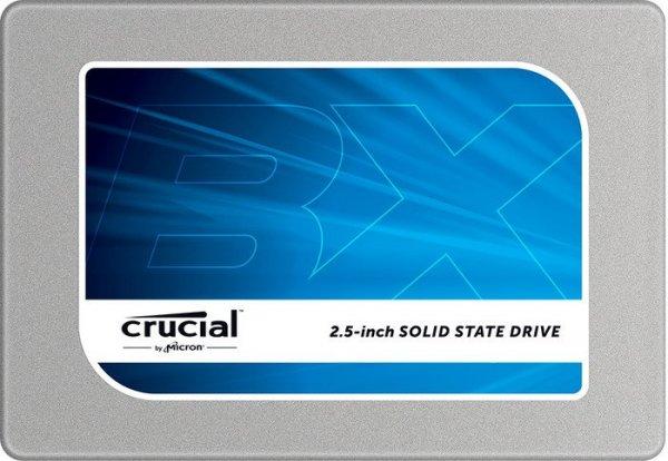 Crucial BX100 - 250GB Speicher, 3 Jahre Garantie - 79,74€ @ digitalo.de