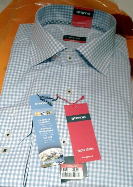 [Lokal][Freiburg][Breuninger] ETERNA Hemden Modern Fit