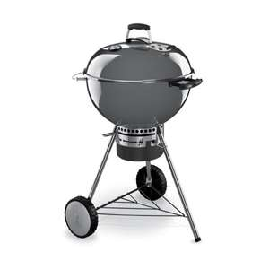 Weber Master Touch GBS (warm grey)