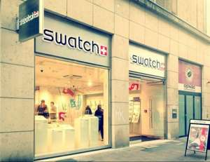 Swatch Batterie Gratis