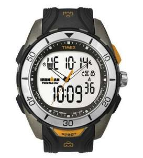 Timex Ironman Dual Tech 50 Lap T5K402 Herrenuhr Schwarz für 49,95€ inkl.VSK @uhr.de