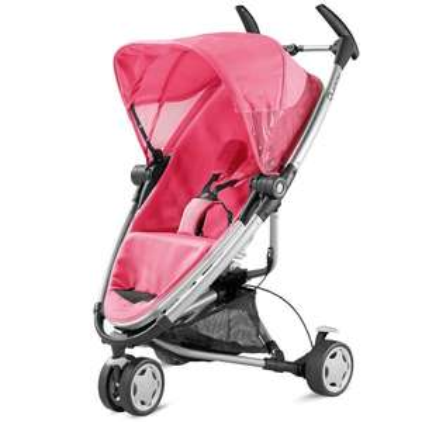 Quinny Zapp Xtra Pink precious Modell 2014 Buggy Kinderwagen, 159,79 EUR @ baby-markt