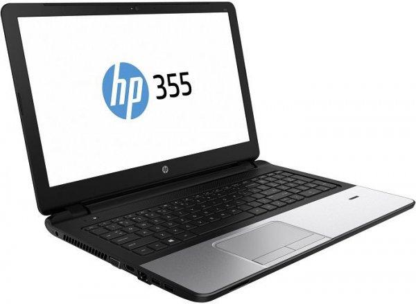 """HP 355 G2 - AMD A8-6410, Radeon R5 M240 Grafik, 4GB RAM, 500GB HDD, 15,6"""" matt - 249€ @ Cyberport.de"""