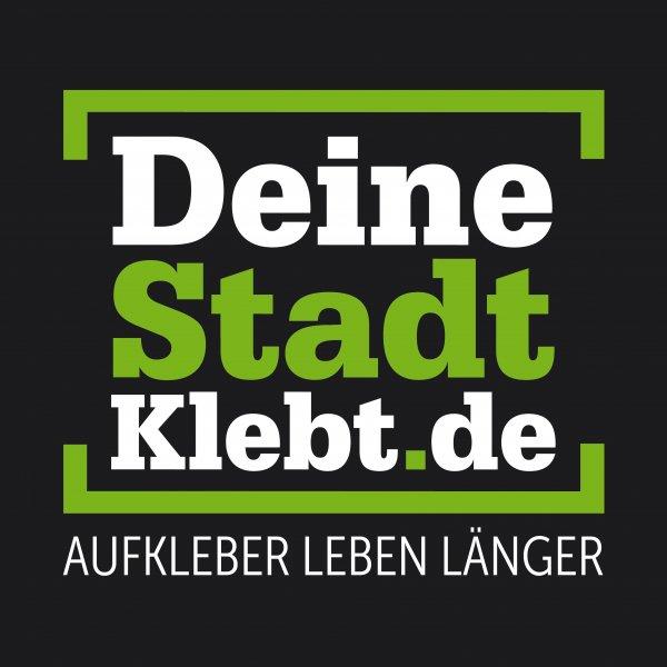 Kostenlose Materialmuster von DeineStadtKlebt.de