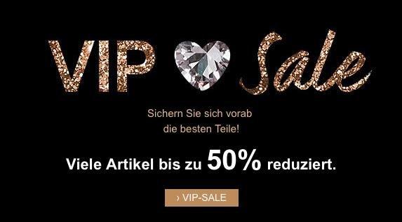 48 Stunden VIP-Sale bei C&A: 20-50 % Rabatt auf Damen-, Herren-, Kinderkleidung