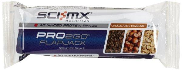 [Amazon] SCI-MX Nutrition Pro 2go Haferflockenriegel