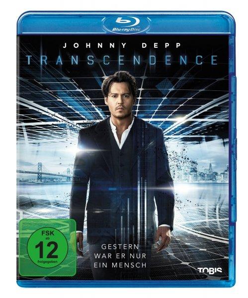 Transcendence [Blu-ray] für 7,77€ @Thalia Filialen