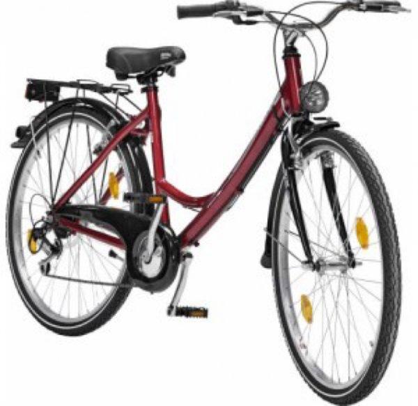 """[Metro] Citybike Mifa 100 26""""/28"""""""