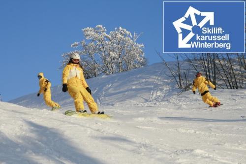 Winterberg Skiliftkarussel 2 Tageskarten für 27 statt 50 Euro