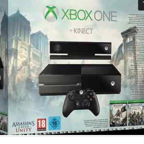 Xbox One Assassins Creed Bundle inkl. Kinect (Saturn Ebay)