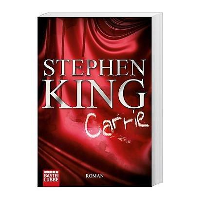 Carrie: Roman von Stephen King (Mängelexemplar) für 2,99€ @Weltbild.de