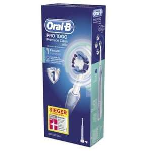 Braun Oral-B elektrische Zahnbürste PRO 1000 Precision Clean, neu/OVP @ebay