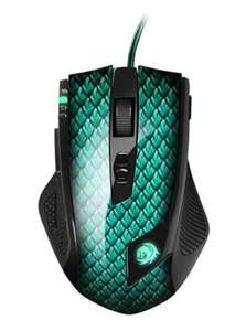 [WHD] Sharkoon Drakonia Gaming Laser Maus 5000 dpi für 12,91€ [50% Ersparnis!]