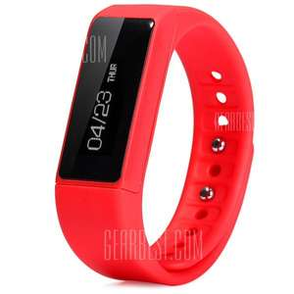 [CN] I5 Plus Smart Watch Bluetooth 4.0 Multifunctional Wristband IP67 zertifiziert Android / iOS komaptibel inkl. Versand @Gearbest