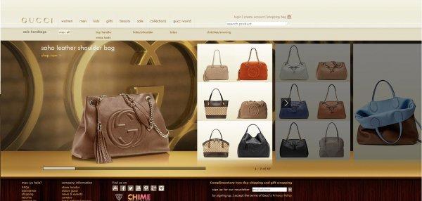 GUCCI Sale -50% auf Taschen, Portemonnaies, Gürtel etc.