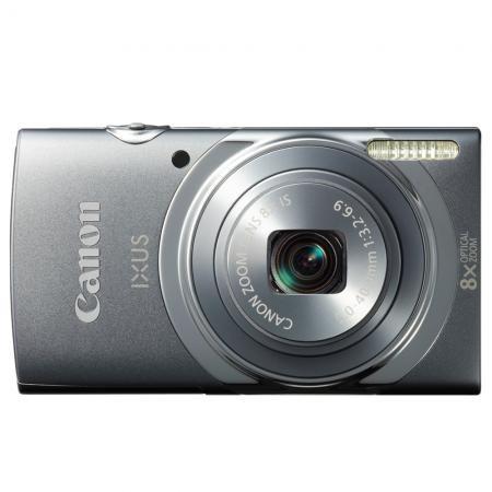 Canon IXUS 150 grau + 16 GB SDHC Karte [Redcoon]