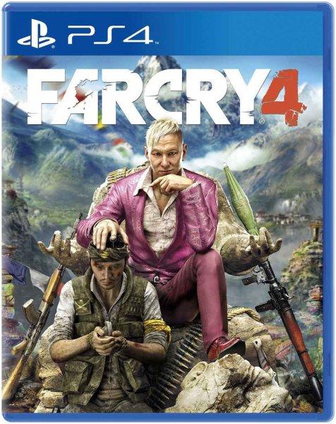 PSN Store Rabatte bis zu 60% z.B. Far Cry 4 PS4 für 34,99 €