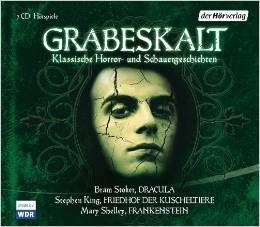 Grabeskalt - Hörbuch Bundle mit Dracula, Friedhof der Kuscheltiere und Frankenstein (7 Audio-CDs) ab 4,99€ @Weltbild.de