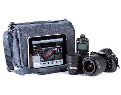 Think Tank Retrospective 7 Blau Kamera Tasche Kameratasche, 136,95 EUR @ photospecialist