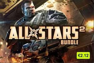[Steam] All Stars 2 Bundle für 2,12€ @ Bundle Stars
