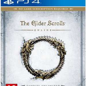 [coolshop.de] Elder Scrolls Online: Tamriel Unlimited - für PS4