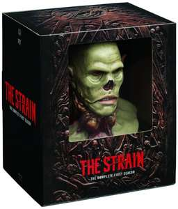 The Strain Season 1 Premium Edition Blu-ray