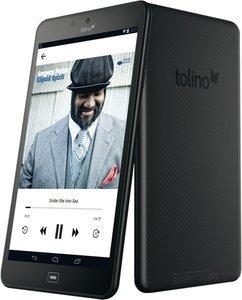 TrekStor Tolino Tab 8 16GB Android schwarz 2GB RAM für 116,90 @ Computeruniverse.net