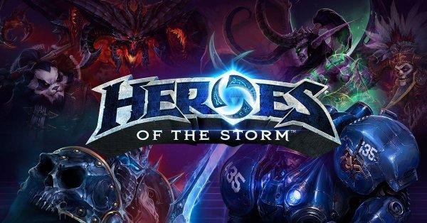 Heroes of the Storm - Spinnen-Mount umsonst mit Facebook