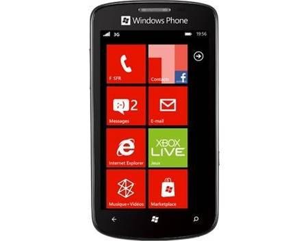 [allyouneed] ZTE Tania Windowsphone 7.8, 4,3 Zoll, 4GB Speicher, 37,50 Euro portofrei