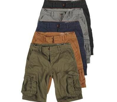 Allyouneed: Heute Blend Shorts in vier Farben für 29,99 € statt 34,95 €, viele Größen, keine VSK