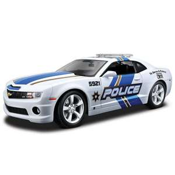 "Maisto Chevrolet Camaro RS'10 ""Polizei"", 1:18, für 19,99 €, @Amazon prime"