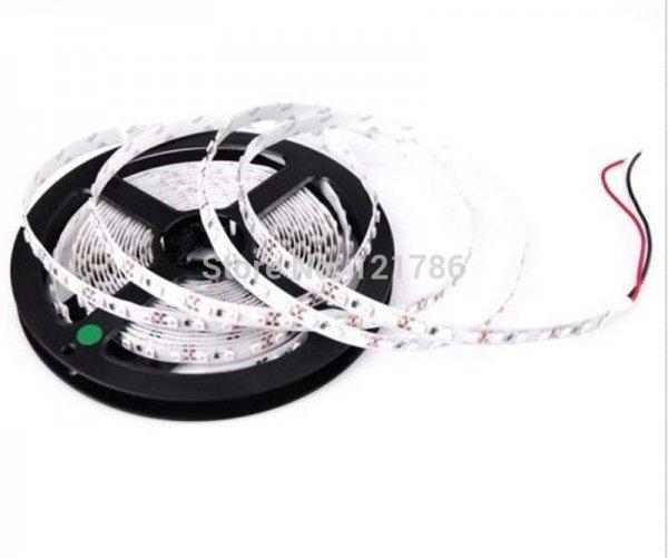 5m 120 led/m 3528 SMD 12V flexible light 120 led/m,LED strip