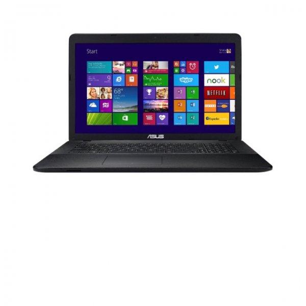WHD Asus F751LDV-T6181H 43,9 cm (17,3 Zoll) Notebook (Intel Core i5 4210U, 1,7GHz, 8GB RAM, 500GB HDD, NVIDIA GeForce 820M, DVD, Win 8) schwarz