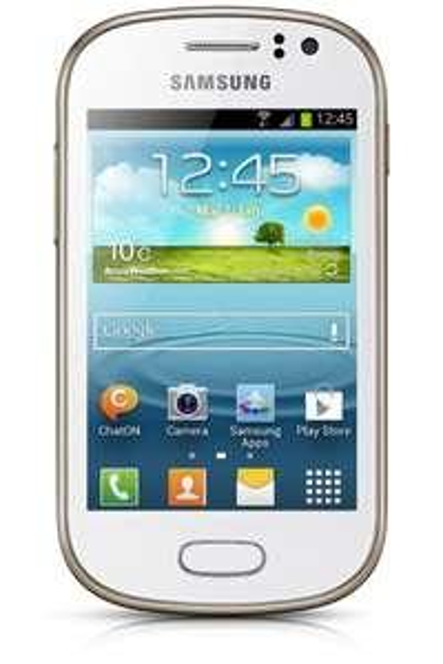 Samsung Galaxy Fame GT-S6810 Weiß (T-Mobile Simlock) Smartphone - Händler, Neu @ Ebay (Avides)
