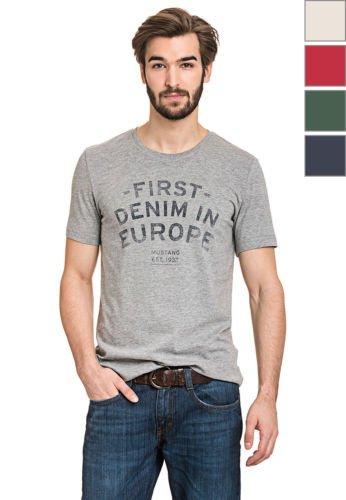[Ebay] 30% auf Sommermode - z.B. Mustang Herrenshirt für 4,87€ in verschiedenen Farben & Größen