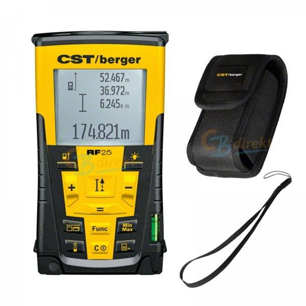 Laser-Entferungsmesser RF25 CST/Berger (ist der BOSCH GLM250VF)