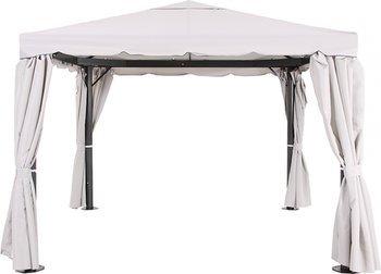 LECO Pavillon Sahara Partyzelt Zelt Metall inkl. Seitenteile, 492,85 EUR @ gartenxxl