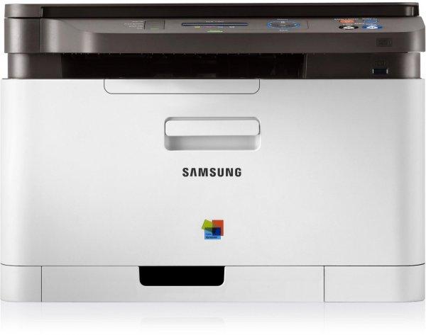 [Amazon Blitzangebot]Samsung CLX-3305 3-in-1 Multifunktionsgerät (Drucker, Kopierer, Scanner, USB 2.0) für 169€