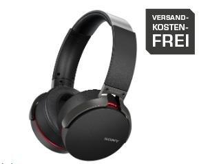 Sony MDR-XB950BT Extra Bass-Kopfhörer mit Bluetooth/NFC für 130€ @Saturn.de