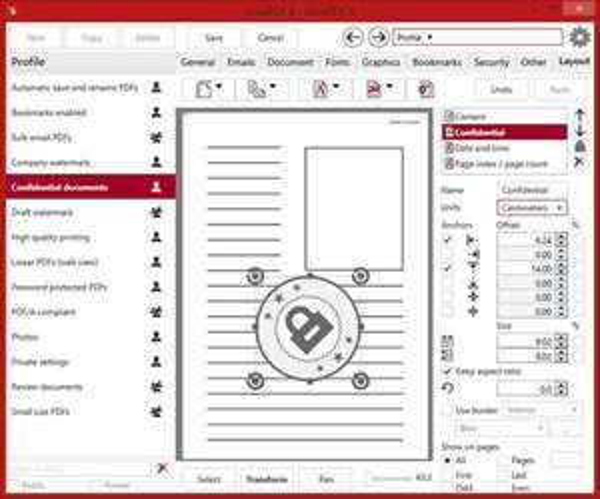 novaPDF Lite 8 Software