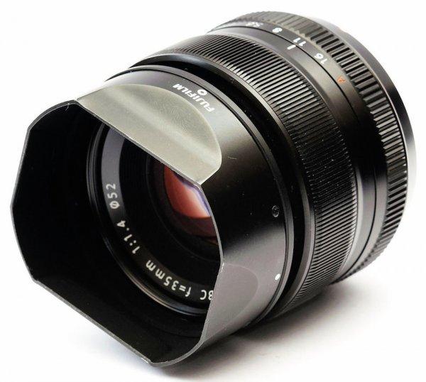 Fujinon XF 35mm f/1.4 R Objektiv zum absoluten BESTPREIS von 335.- € inkl. EU Versand aus NL @Ebay